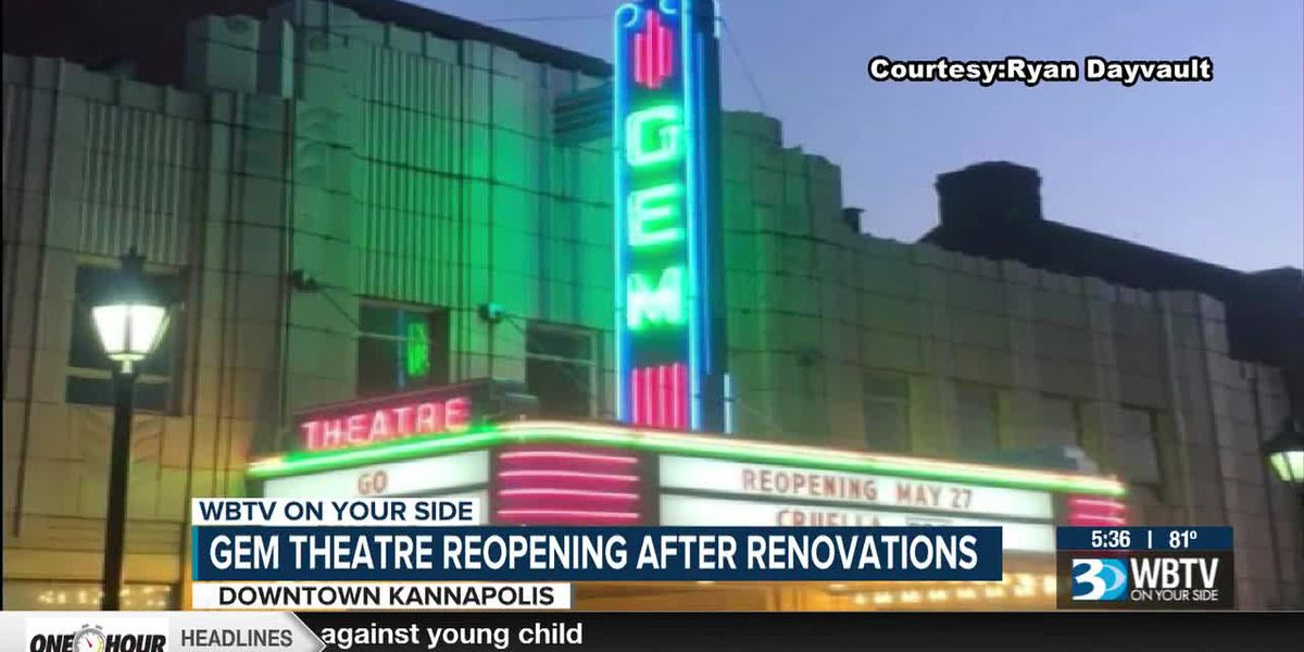 Gem Theatre reopening after renovations