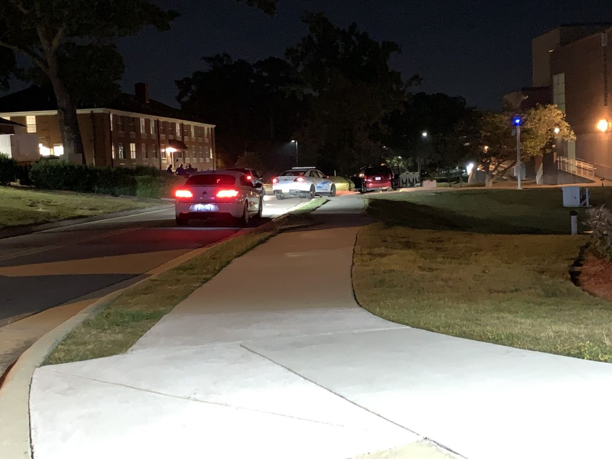 Police: 1 in custody, 1 hurt following shooting at Fayetteville State University