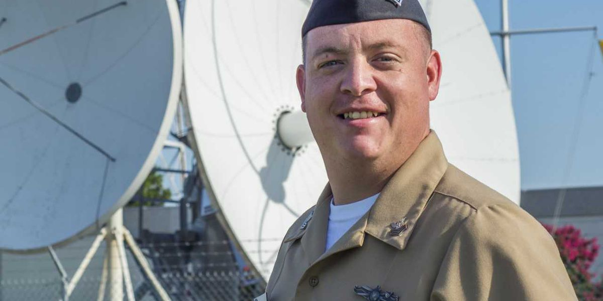 Concord native serves at Weather Center supporting world's largest naval fleet