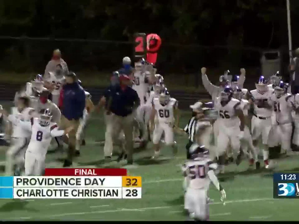 Providence Day at Charlotte Christian