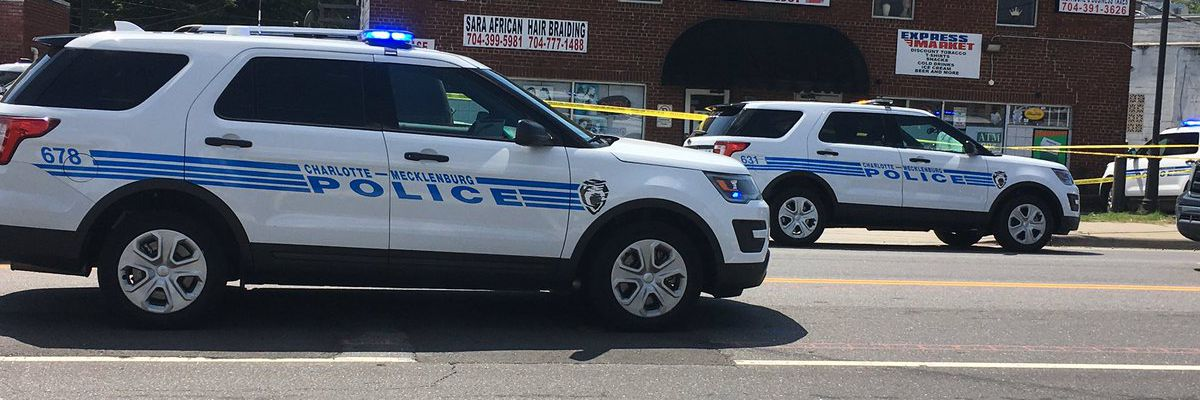 One killed in north Charlotte shooting, 3 persons of interest in custody
