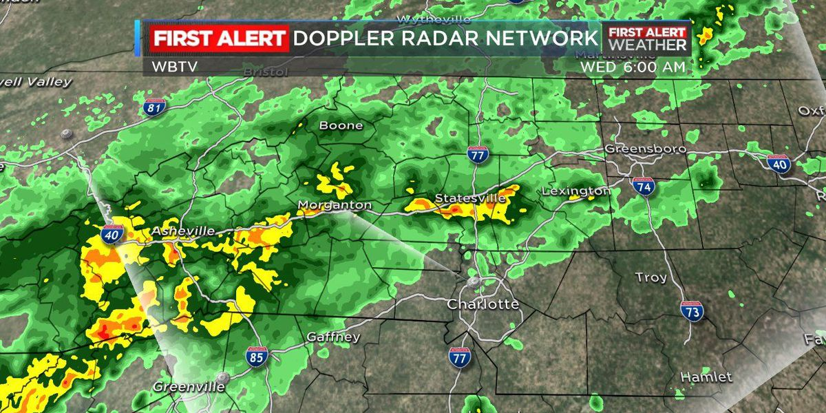 FIRST ALERT: Showers expected though the week