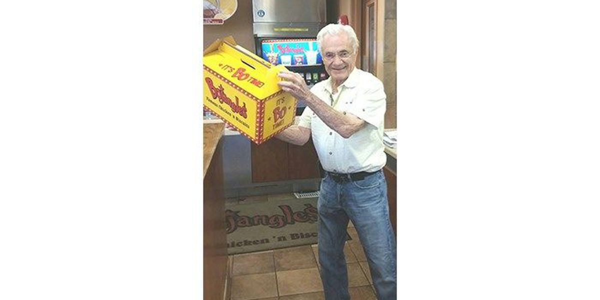 Founder of Bojangles', grandfather of fallen firefighter dies