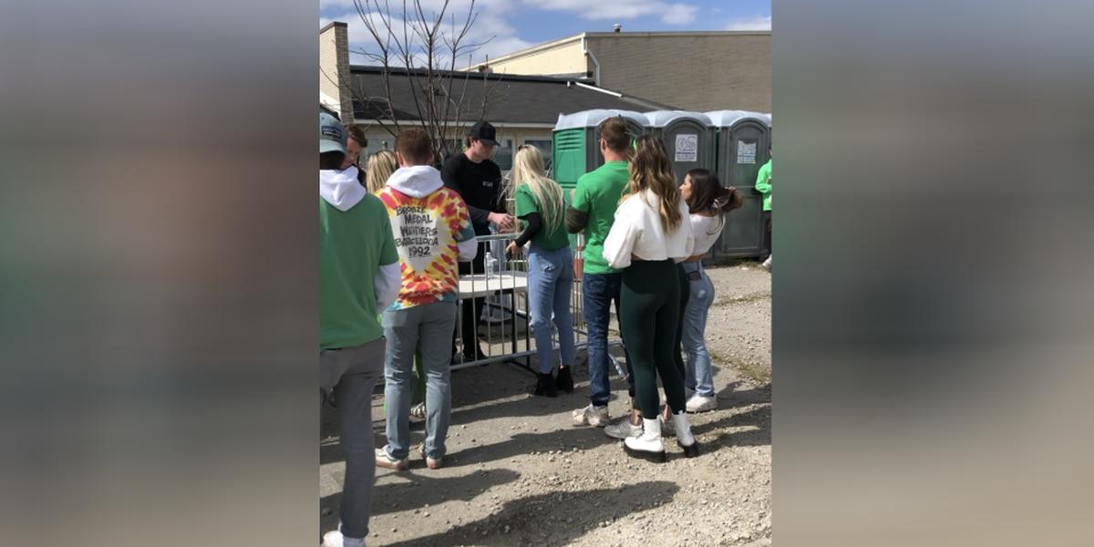 Officials enforce mask ordinance as South Carolinians celebrate St. Patrick's Day