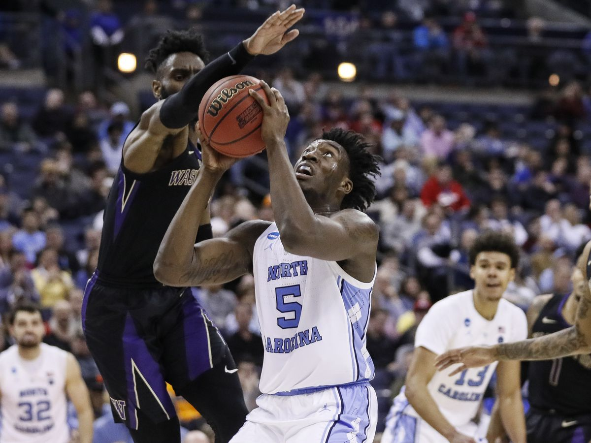 Trail Blazers select Nassir Little with 25th pick