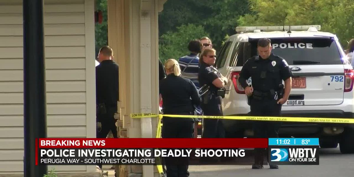 Woman killed in 'domestic-related' shooting at apartment in southwest Charlotte