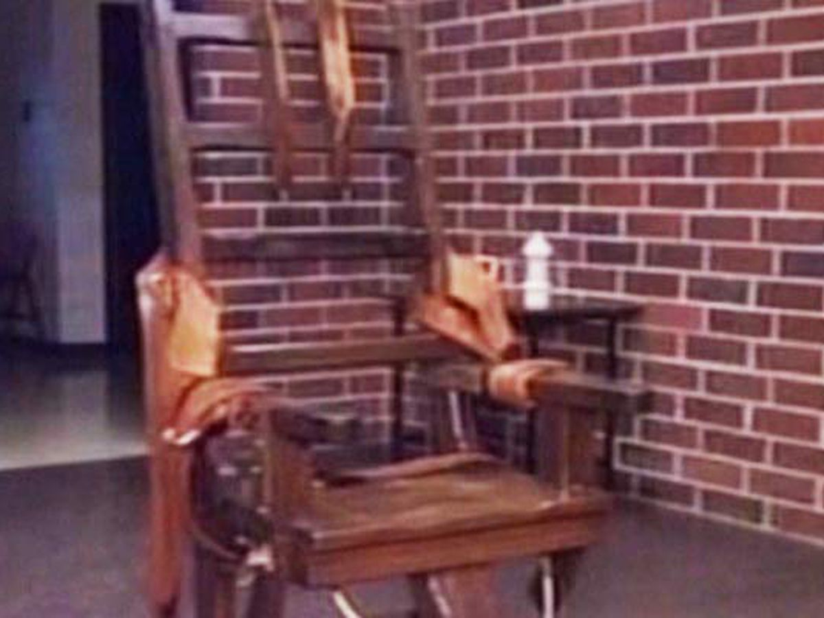 SC Senate passes bill to make electric chair default execution method