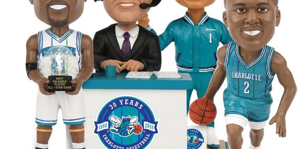 Charlotte Hornets announce schedule of eight Classic Nights, giveaways for 2018-19 30th anniversary season