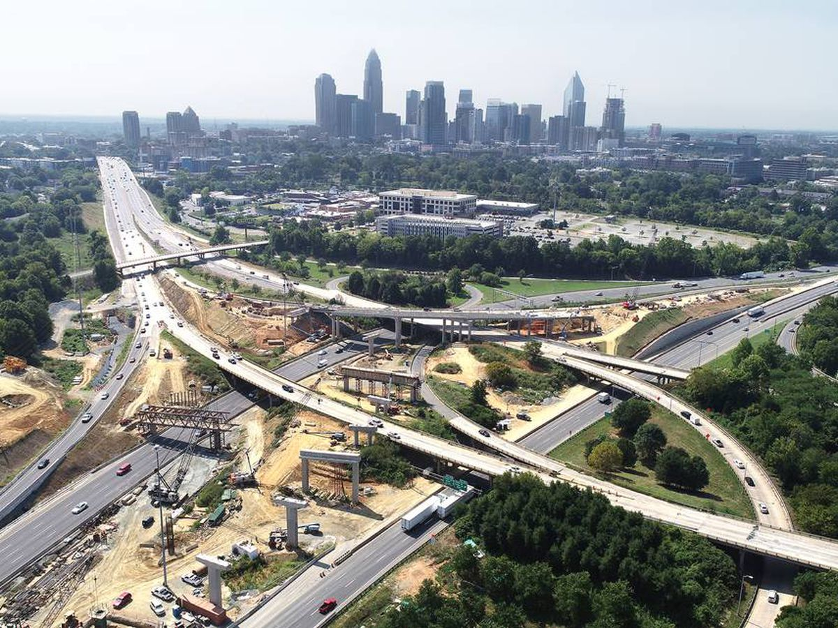 Here's how much it will cost to use the I-77 toll lanes when they open this year