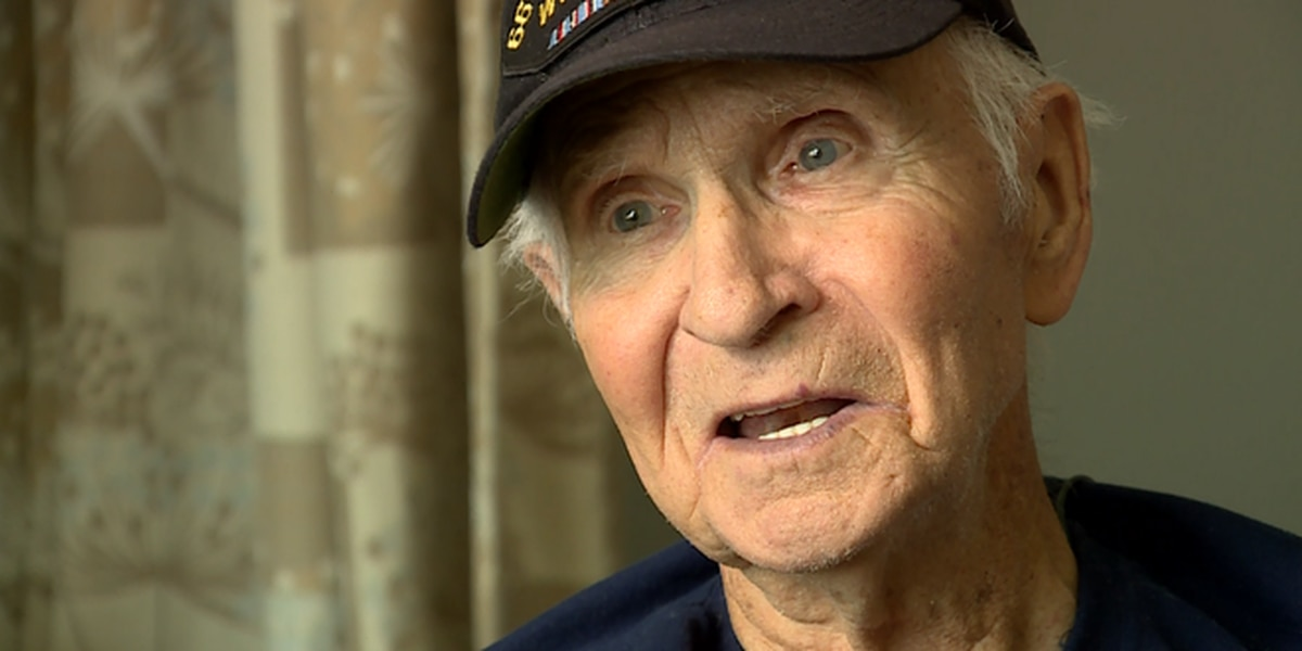 96-year-old World War II veteran searching for man who helped save his life