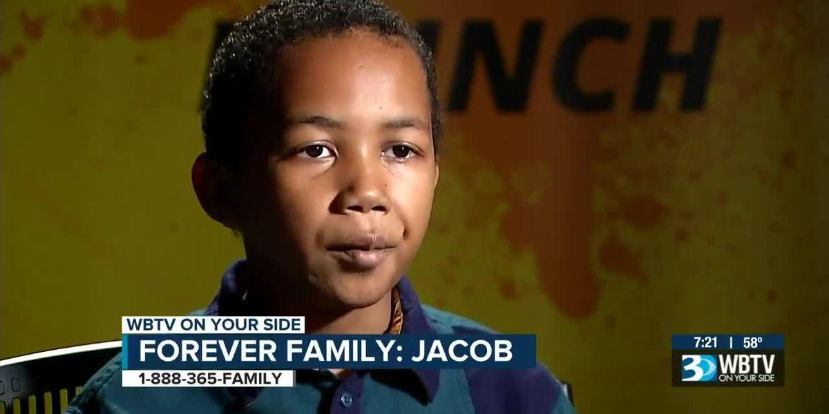 Forever Family: Meet Jacob
