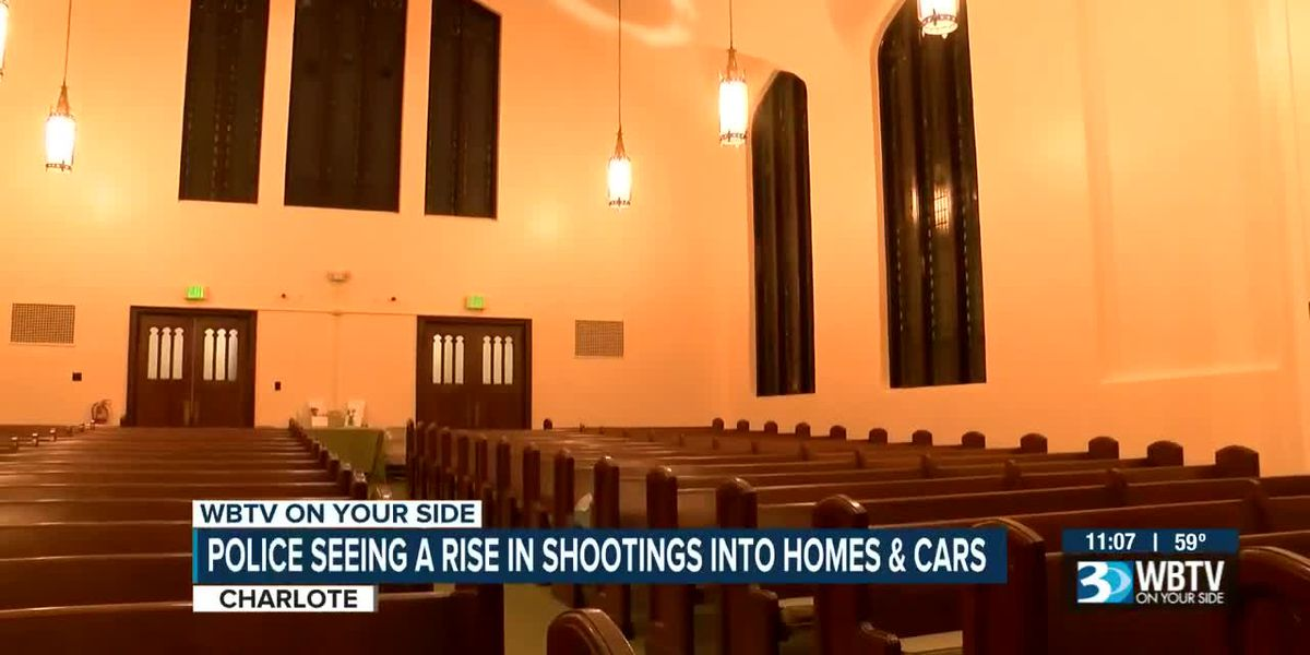 Police seeing a rise in shootings into homes and cars