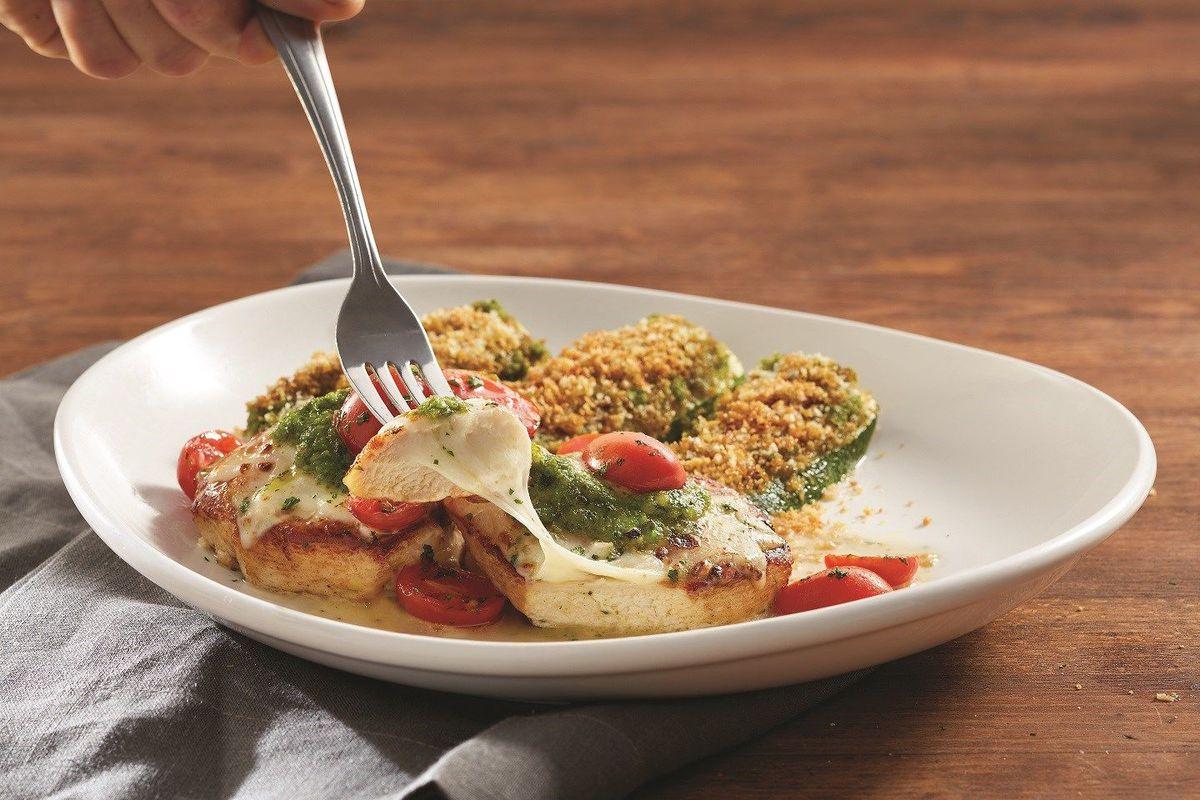 Recipe: Olive Garden\'s Chicken Margherita