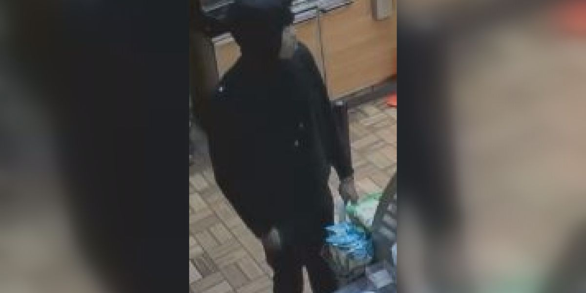 Crime Stoppers: Police trying to identify man who robbed Subway in midtown Charlotte