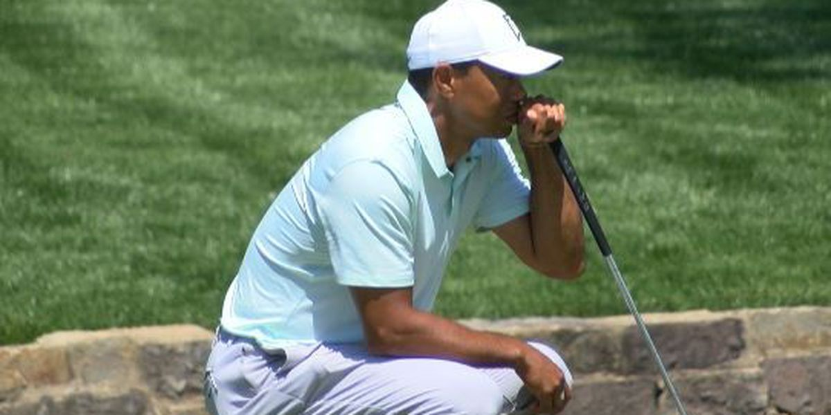 Woods and Mickelson make the cut, Peter Malnati leads at the Wells Fargo Championship