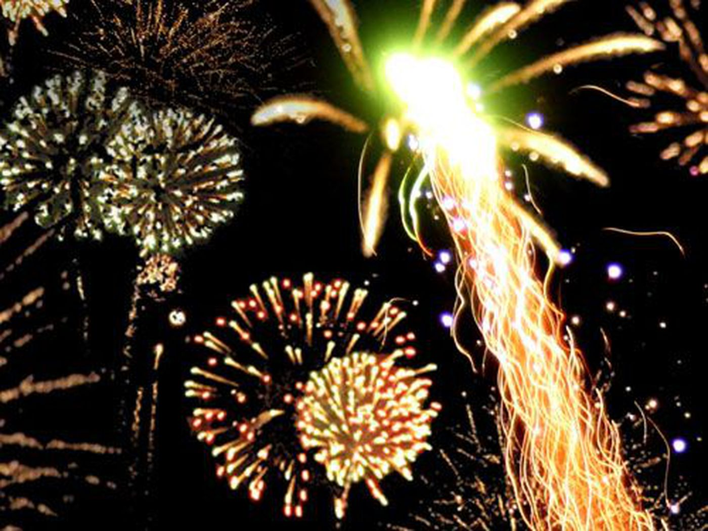 What You Need To Know About Fireworks Laws In Nc Sc