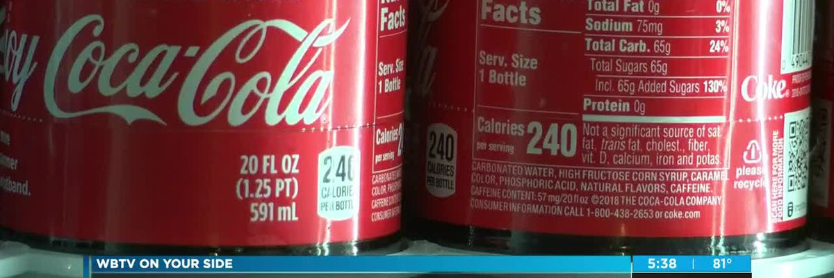 Charlotte cardiologist on Harvard study linking sugary drinks to an early death