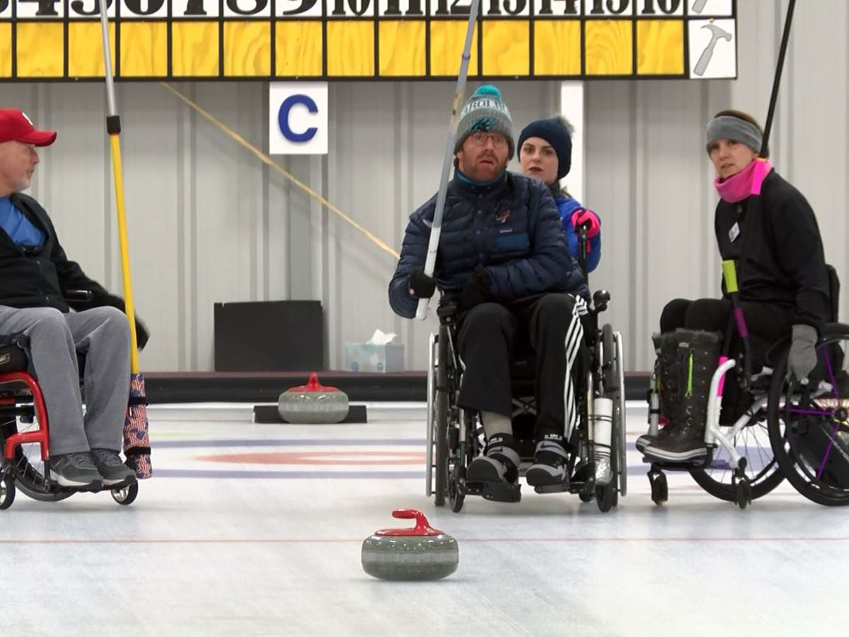 Charlotte Curlers selected for national invitational camp, selection trials, could join USA Paralympic Team