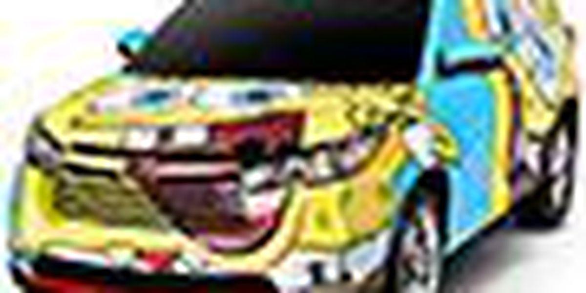 Spongebob Squarepants inspired Toyota Highlander unveiled!