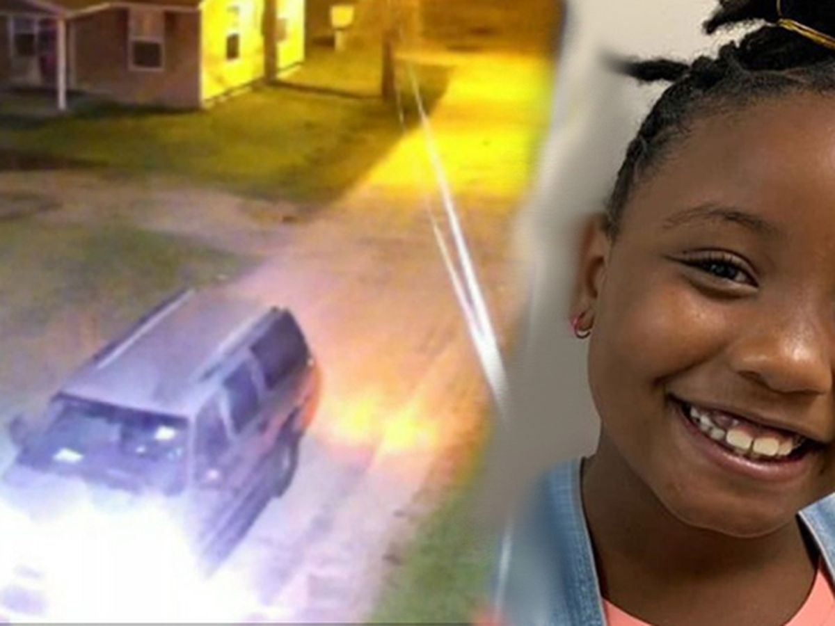 Deputies looking for SUV in connection to killing of 9-year-old NC girl