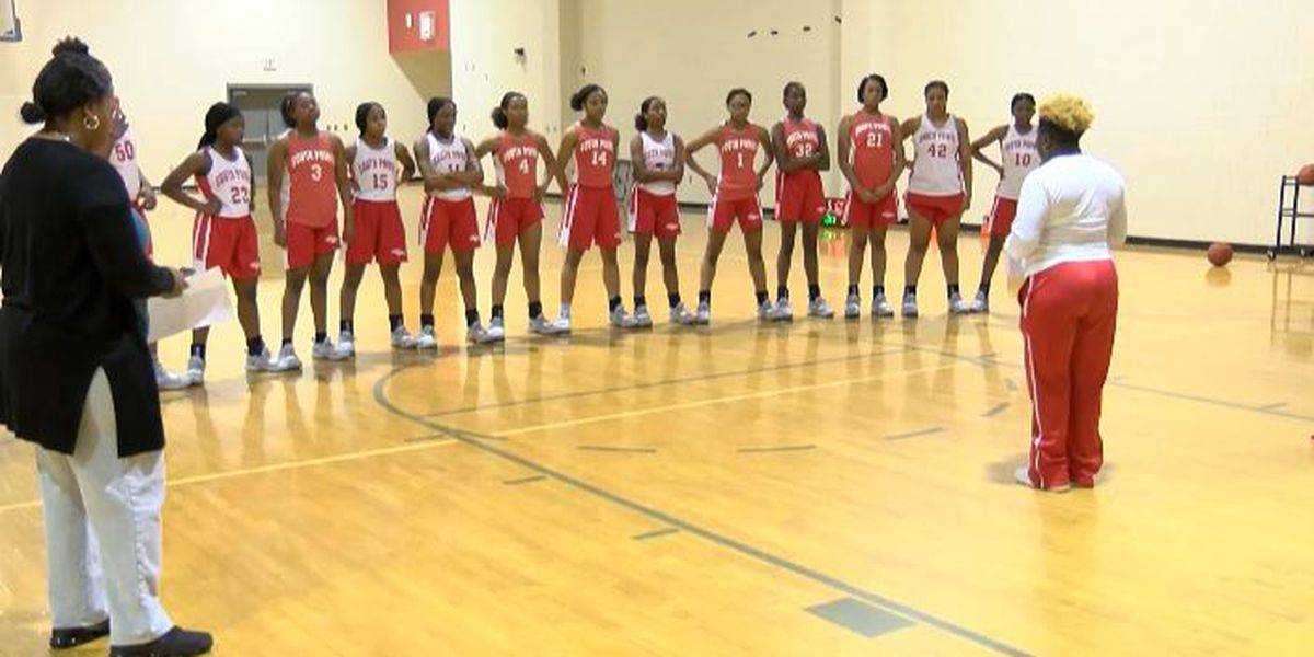 South Pointe Lady Stallions Basketball Ready for First State Championship Appearance