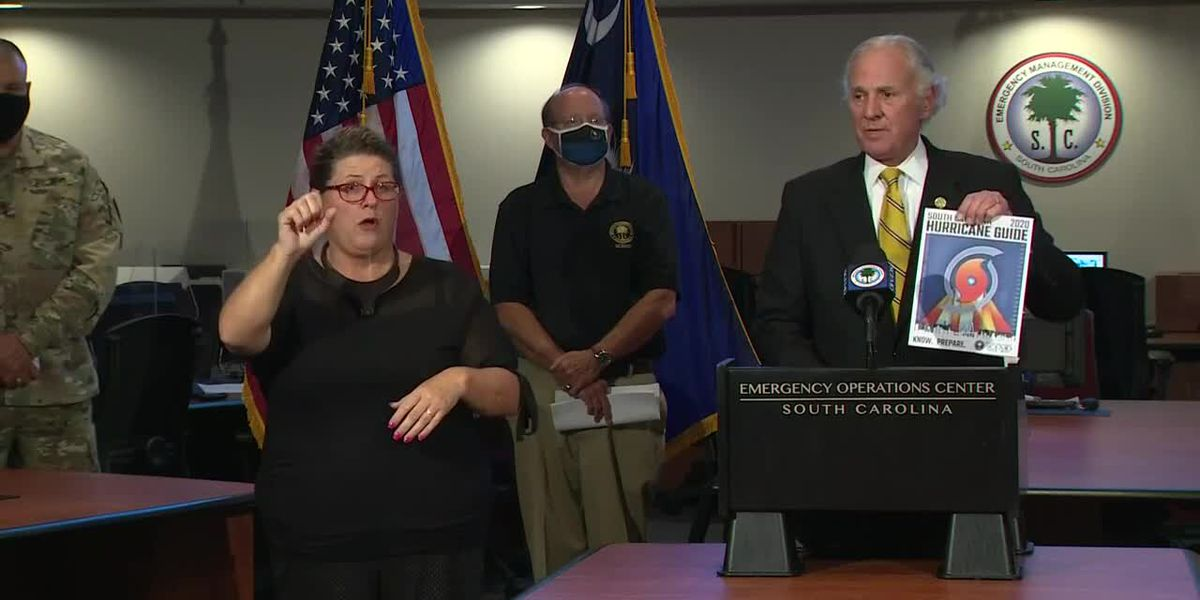 Gov. McMaster says evacuation order not needed for Hurricane Isaias at this time