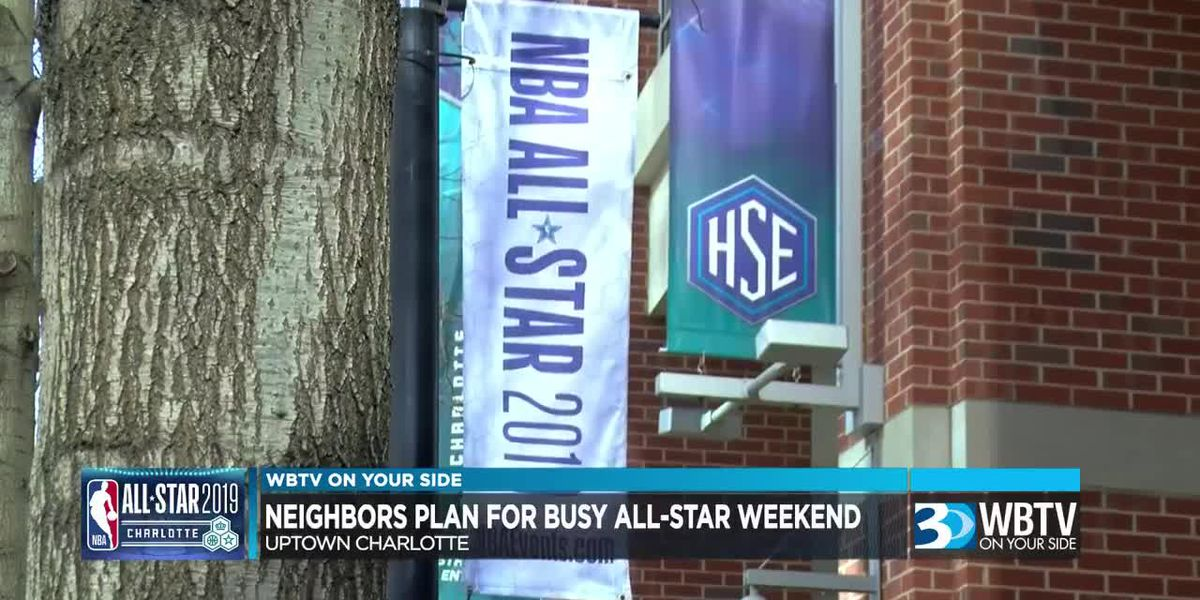Uptown residents preparing for NBA All-Star Weekend congestion