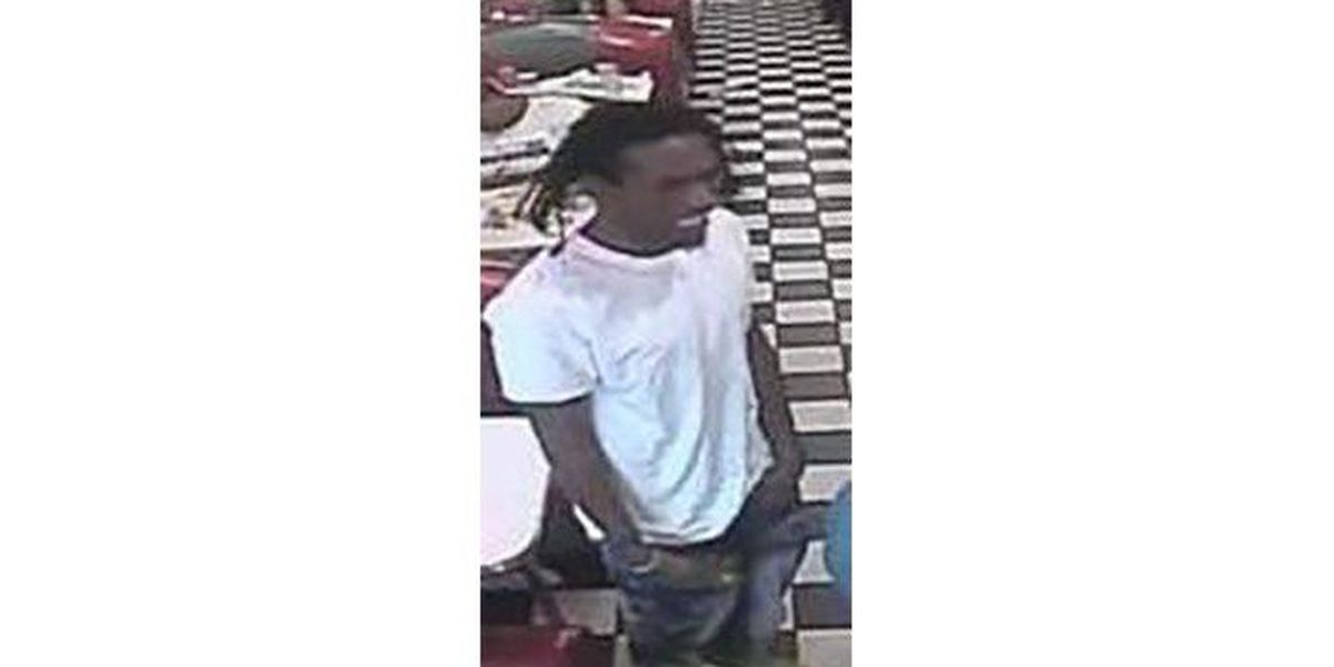 Photos released of man, vehicle wanted in shooting outside Midnight Diner