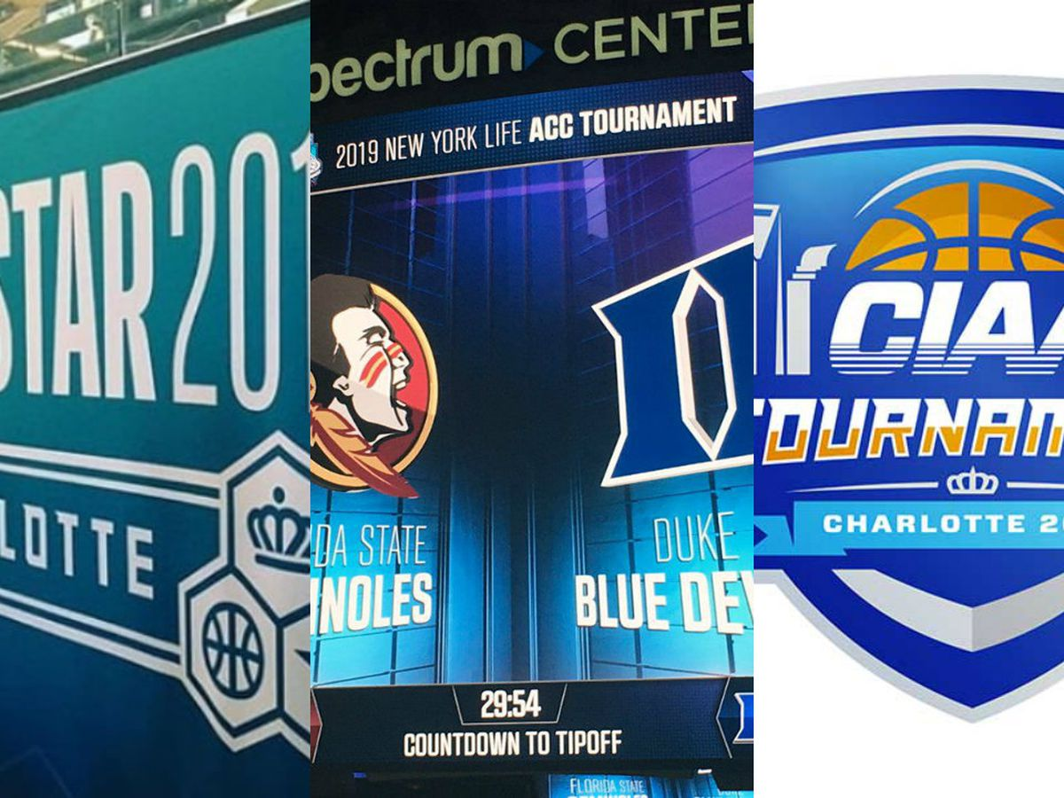 NBA All-Star Weekend, CIAA Tournament, ACC Tournament contribute $167M to Charlotte economy