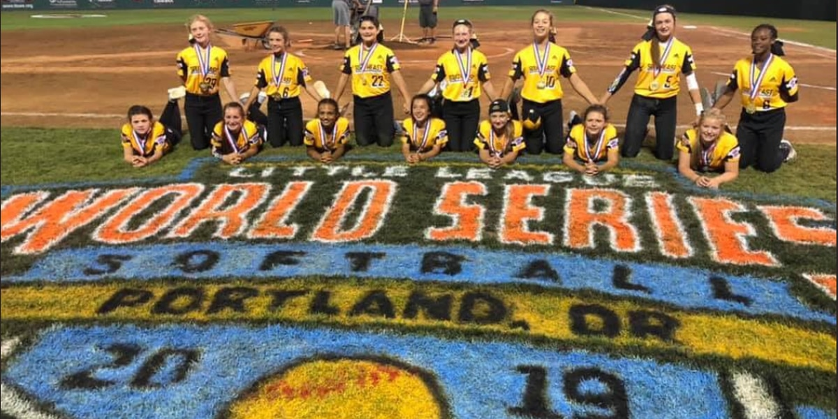 Timeline: Rowan Little League softball team and successful effort to get White House invitation