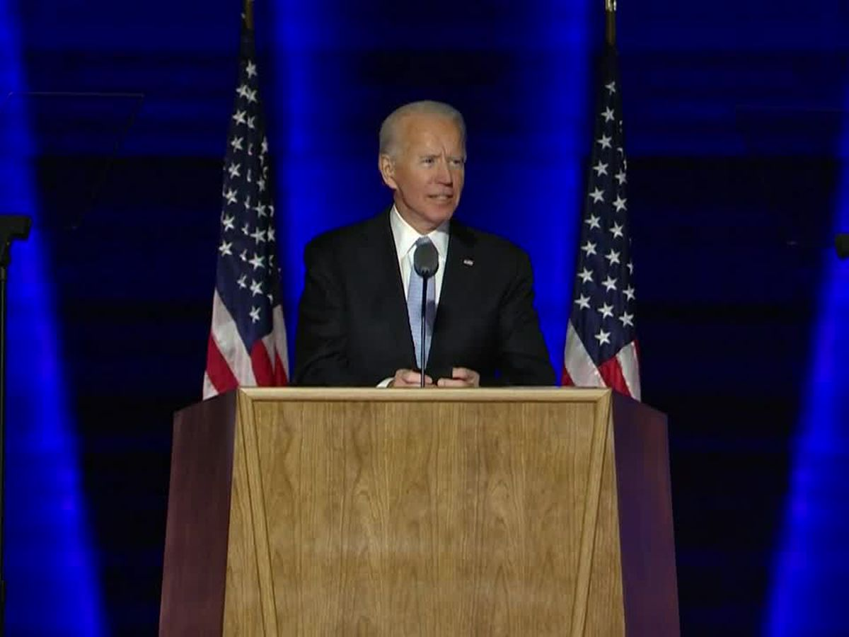 Biden predicts 'bleak future' if Congress doesn't act on aid