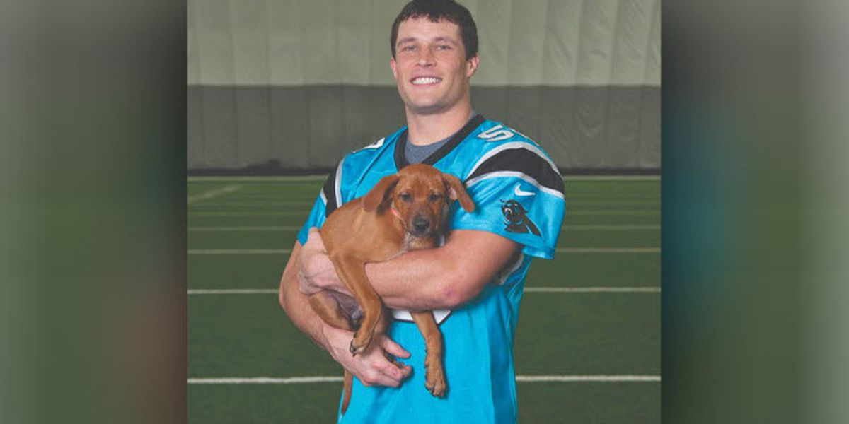 Animal Care & Control waives some adoption fees to honor Luke Kuechly