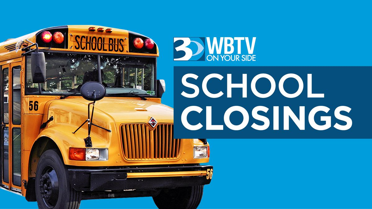 Charlotte-Mecklenburg Schools closed, other districts delay or close after Thursday's winter weather