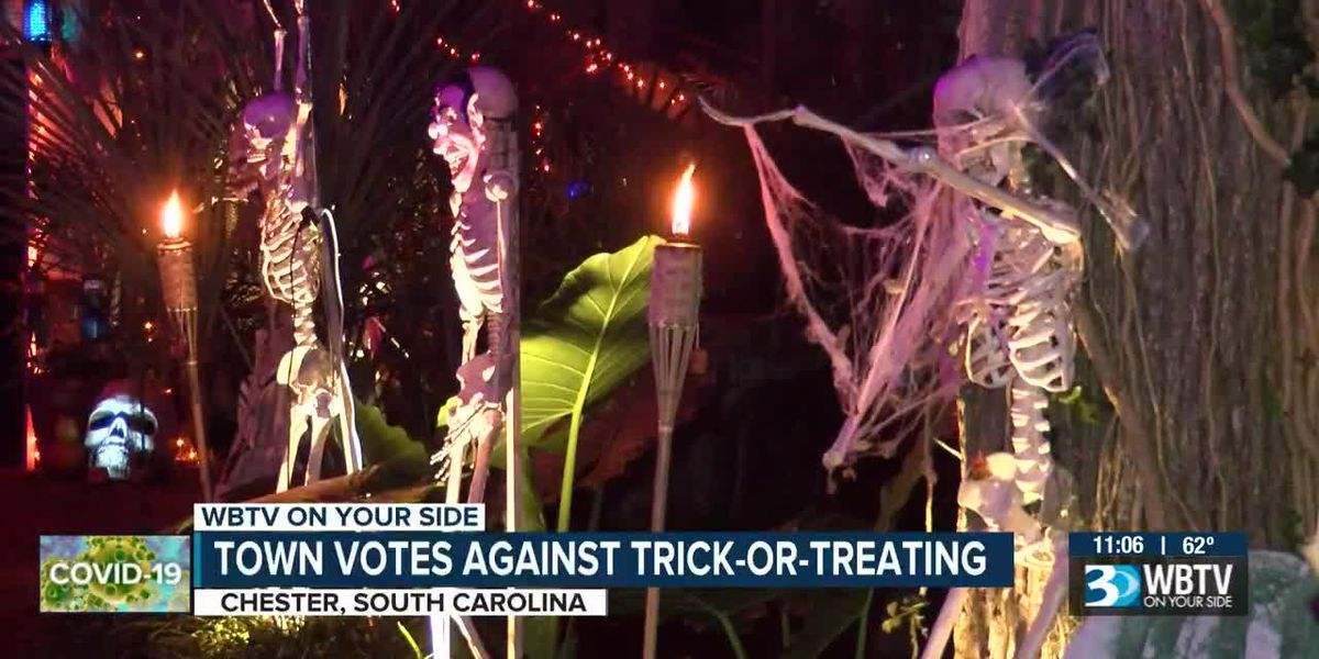 Town votes against trick-or-treating