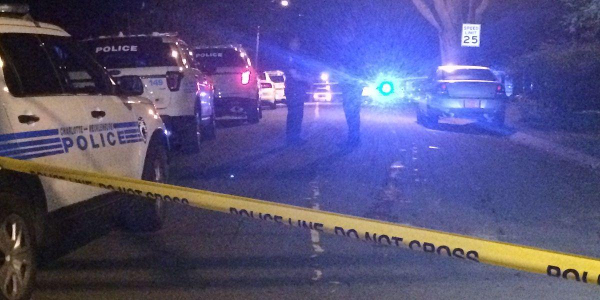 Man shot in leg in Grier Heights neighborhood