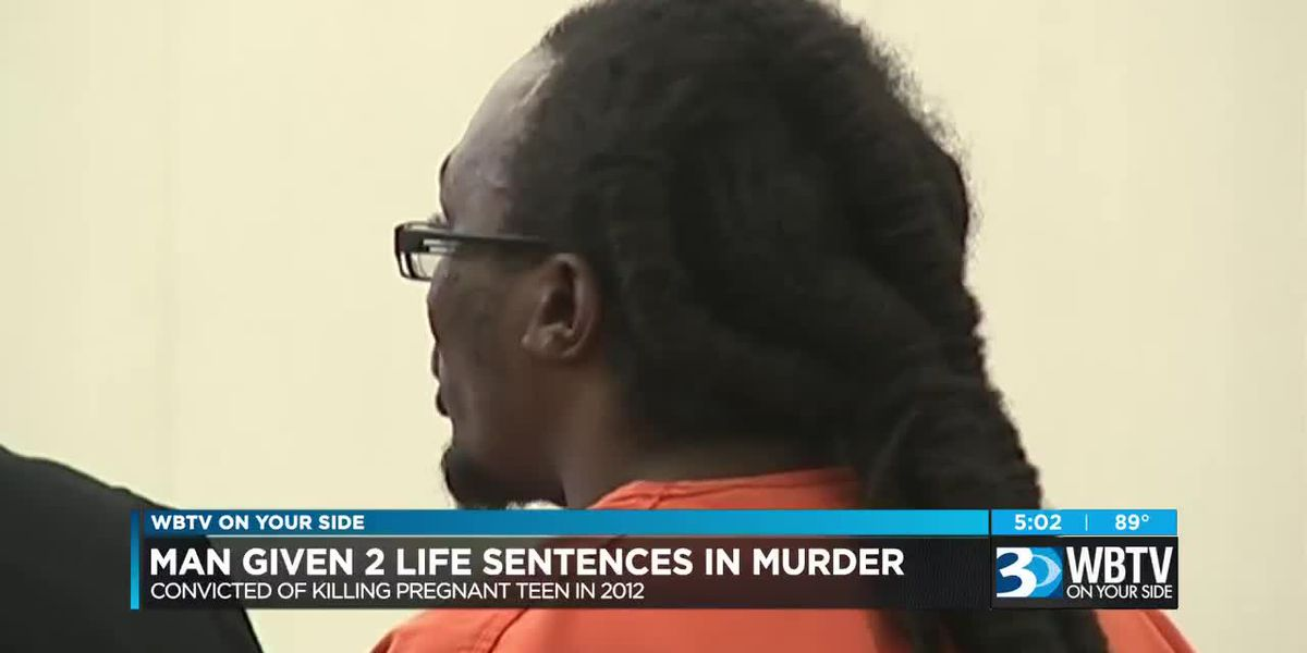 Man given two life sentences for murder