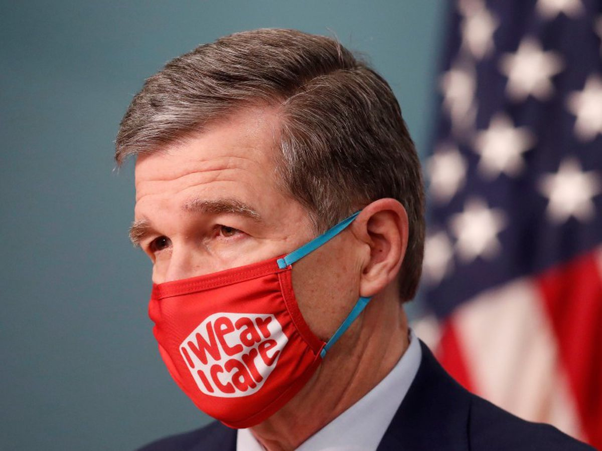 Gov. Cooper to announce changes to NC's COVID-19 executive order following CDC mask guidance