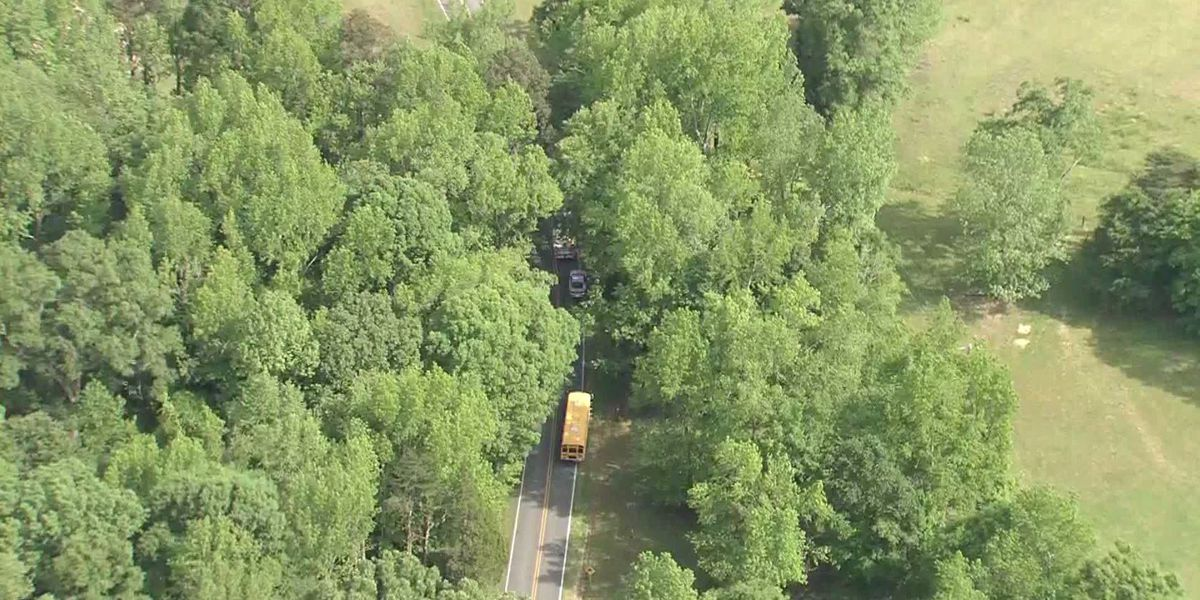 School bus, FedEx truck involved in accident in Gaston County