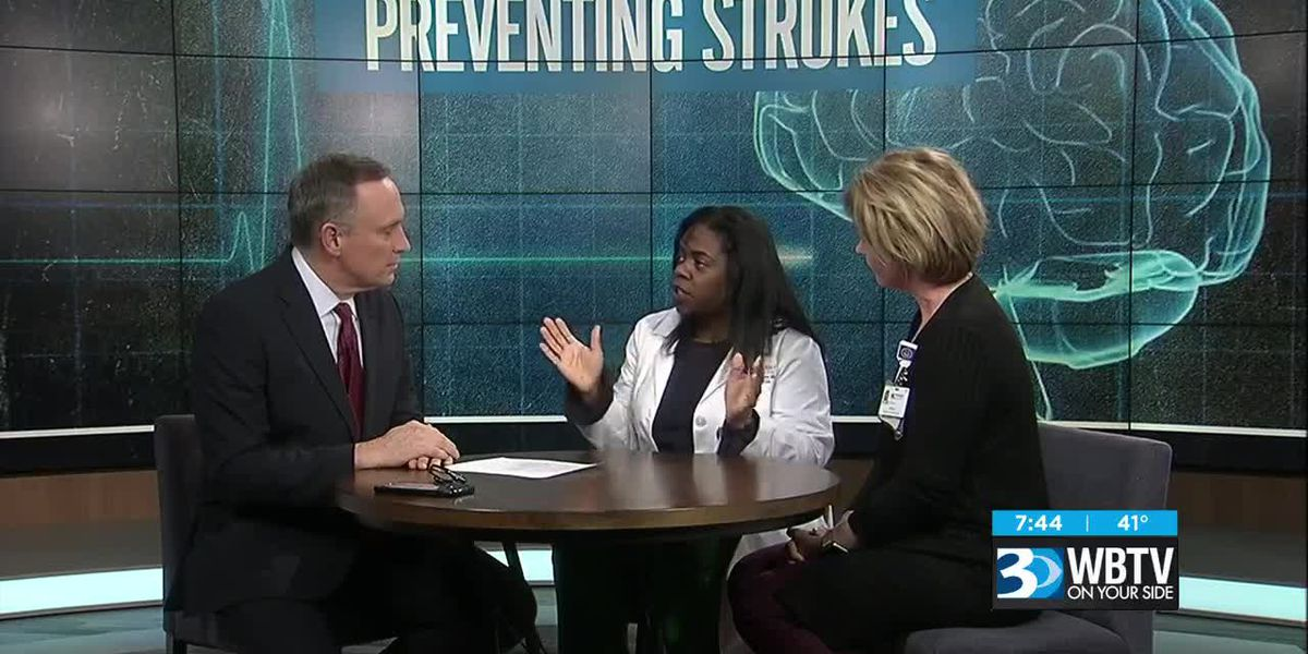 Good Question: How do you protect yourself from a stroke?