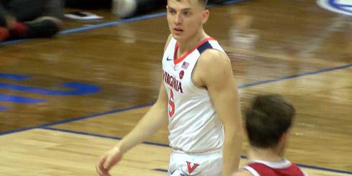 Guy, Salt help No. 2 Virginia beat NC State 76-56 in ACCs