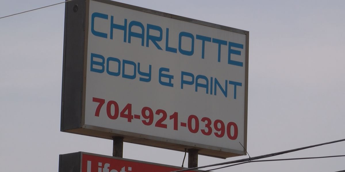 Local body shop owner faces criminal charge after WBTV investigation