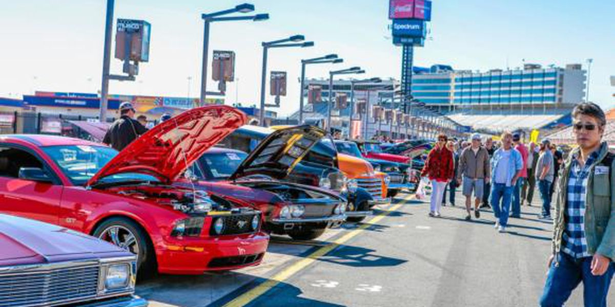 Good Guys Car Show To Fill Charlotte Motor Speedway This Weekend - Good guys motors