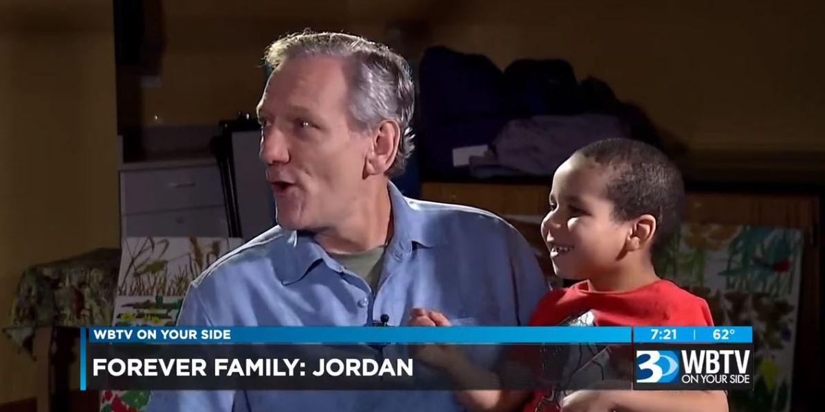 Forever Family: Meet Jordan!