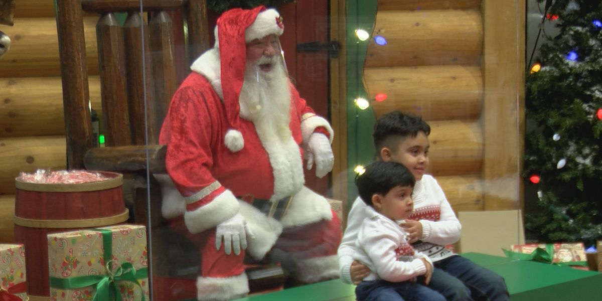 Bass Pro Shops puts precautions in place for photos with Santa