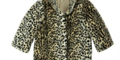 Infant fur jacket recalled after report of child choking