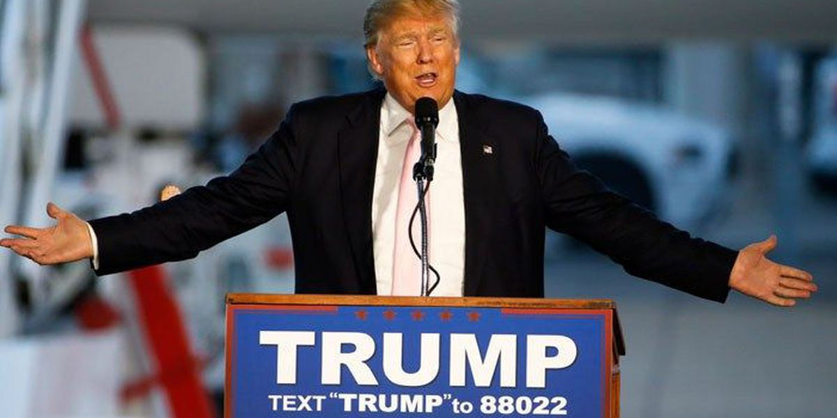 Trump wins Republican presidential primary in North Carolina