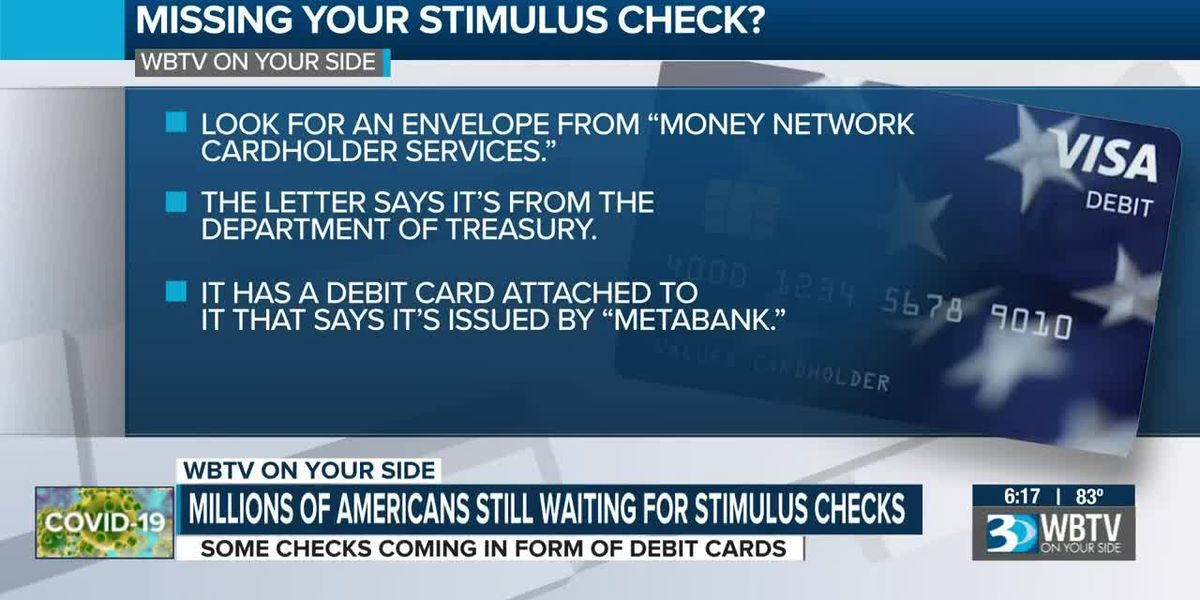 Millions of Americans still waiting for stimulus checks