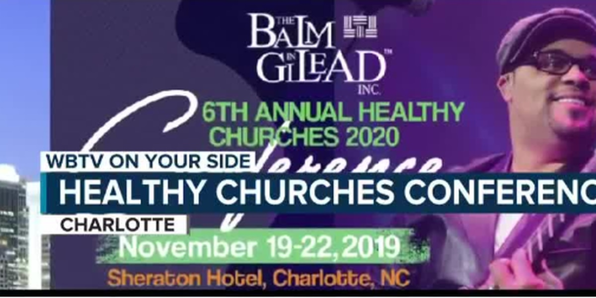 Healthy Churches 2020 Conference on a mission in Charlotte