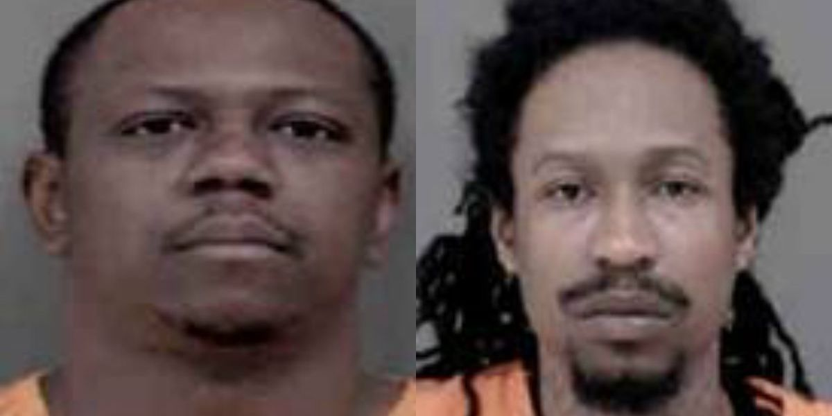 Police arrest men who 'terrorized dollar stores' in possibly 40 armed robberies in Charlotte