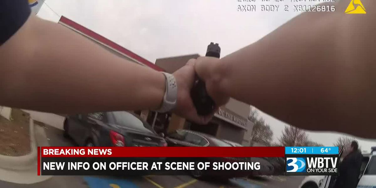 New info on officer at scene of Franklin shooting